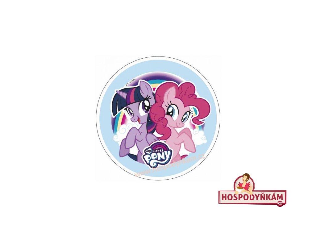 Jedlý papír My Little Pony 1