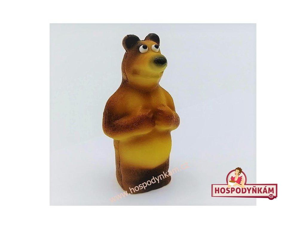 Marcipánová figurka medvěd Míša