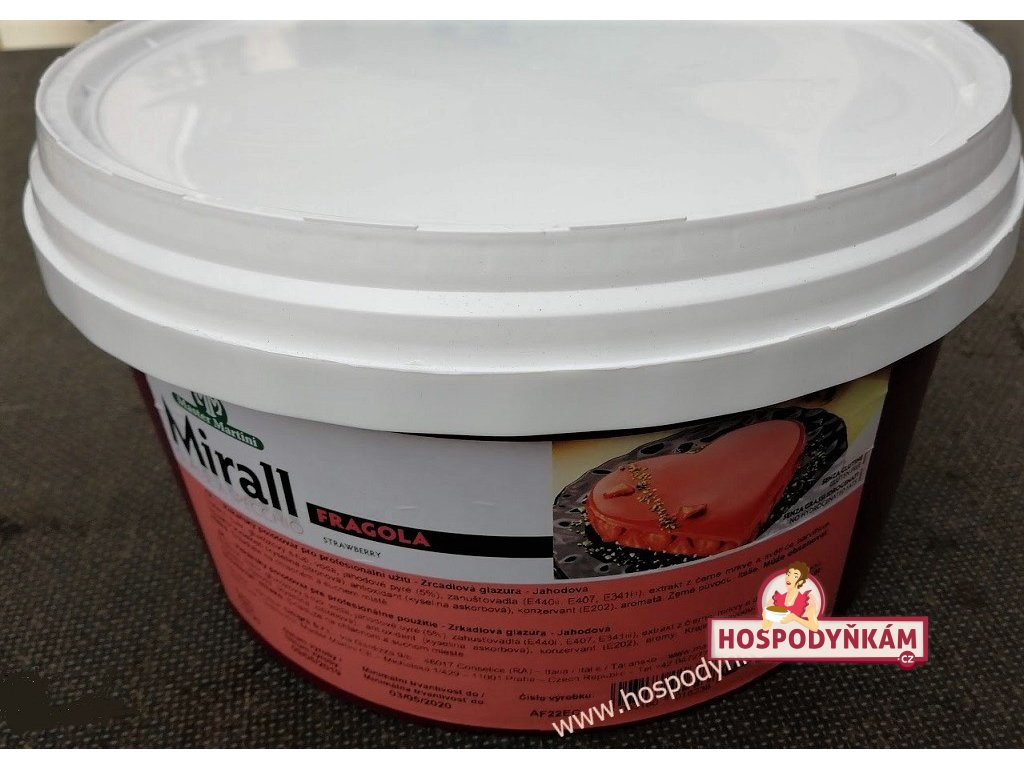 Mirall Strawberry 3kg