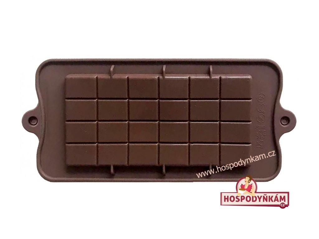 Forma na čokoládu Alvarak Tabulka čokolády