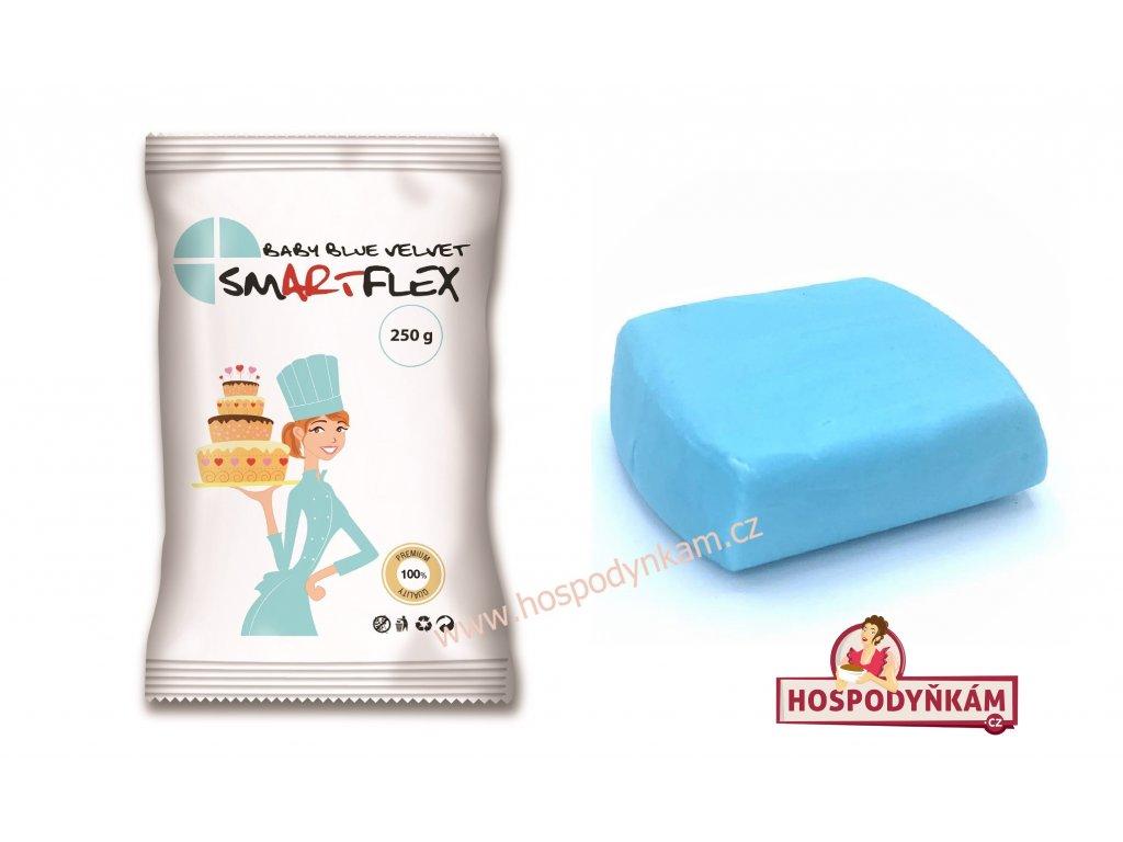 Smartflex Velvet - Baby Blue 250g