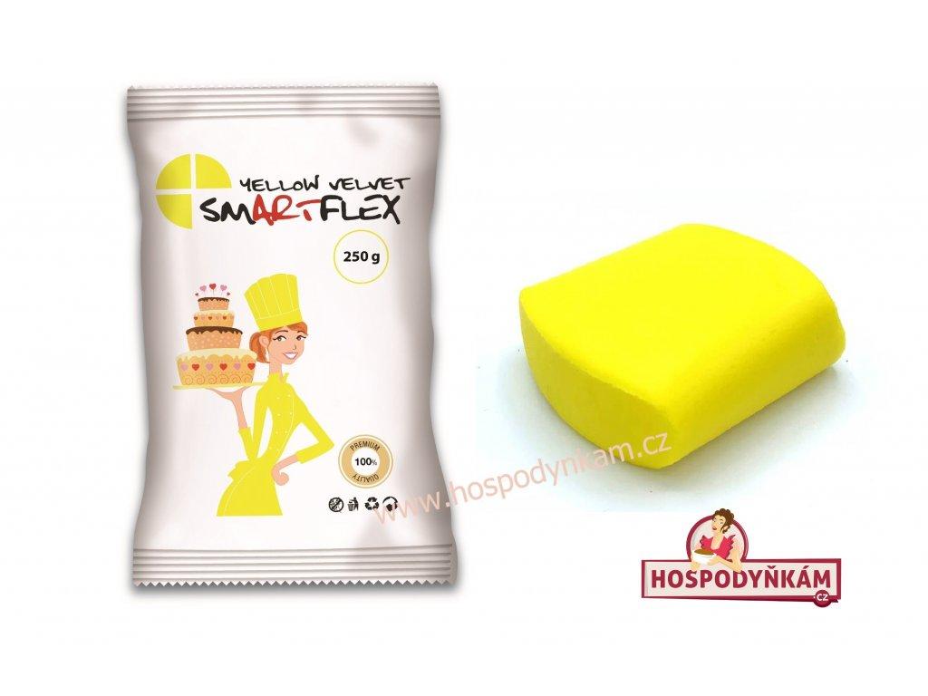 Smartflex Velvet - Yellow 250g