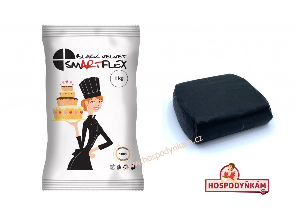 Smartflex Velvet - Black 1kg