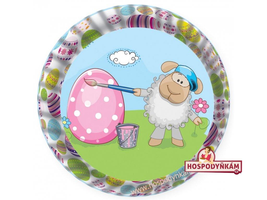 Cukrářské košíčky Velikonoční beránek