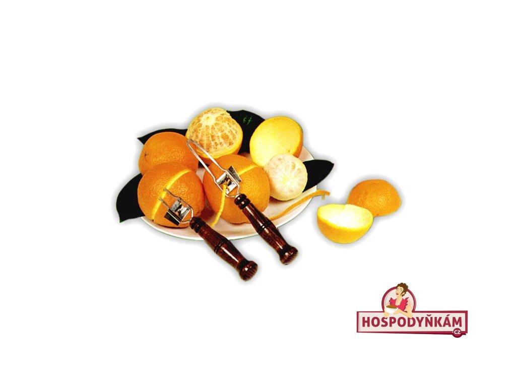 Loupač pomerančů