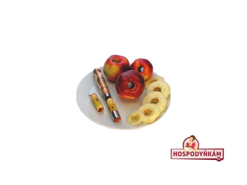 Vykrajovač jablek - trubička