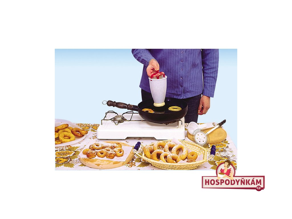 Donut - strojek na koblihy