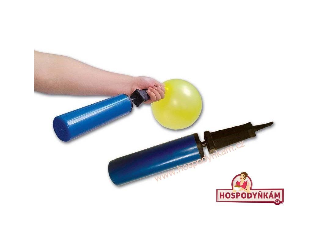 Pumpa na nafukování balónků