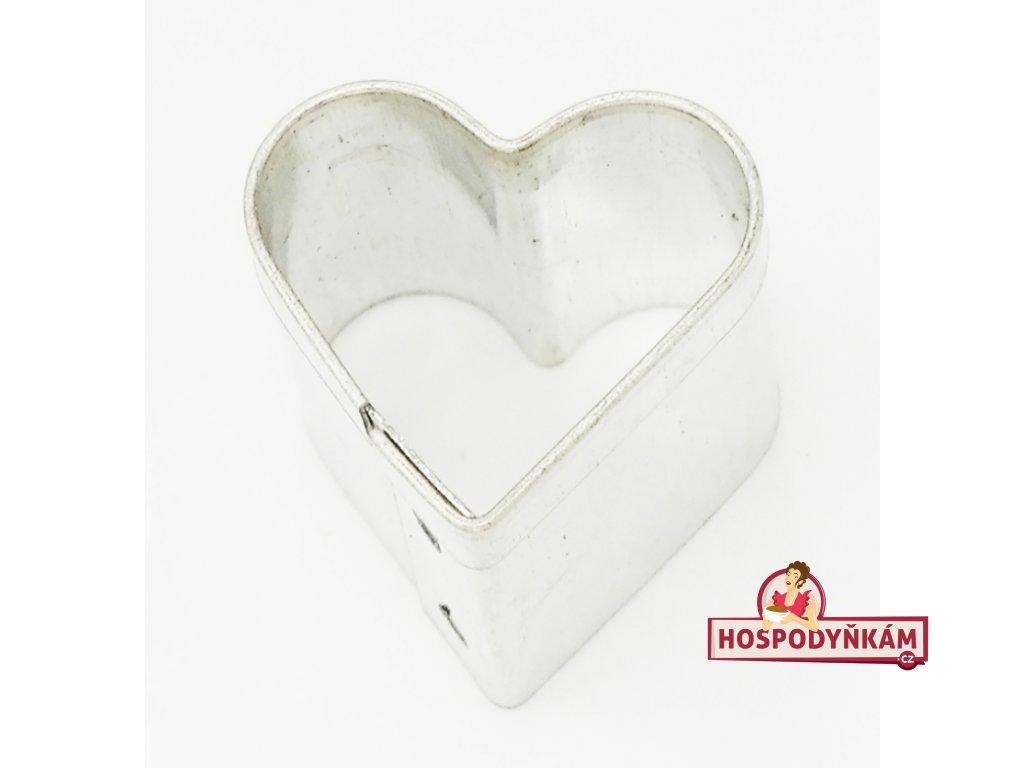 Mini vykrajovátko srdce