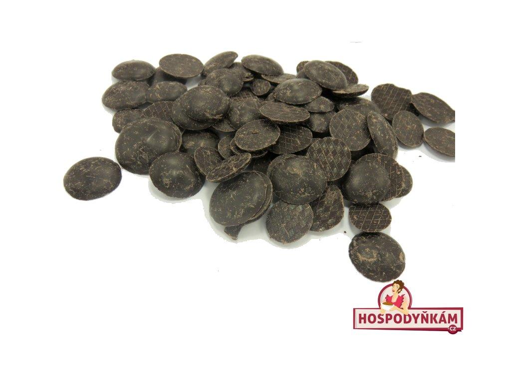Čokoládová poleva hořká 500g