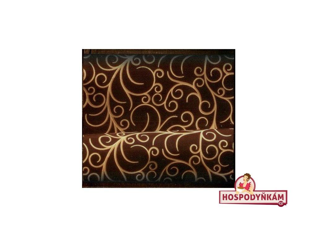 Transfer fólie na čokoládu - arabescos