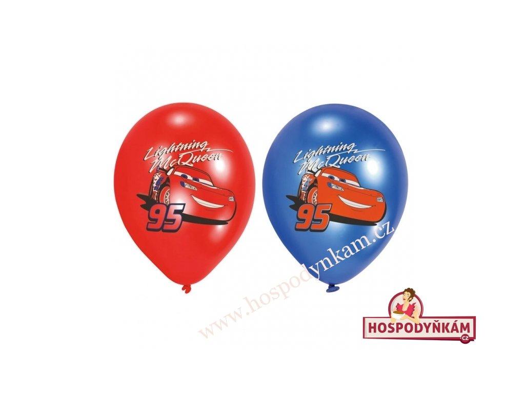 Balónky Cars (Auta)