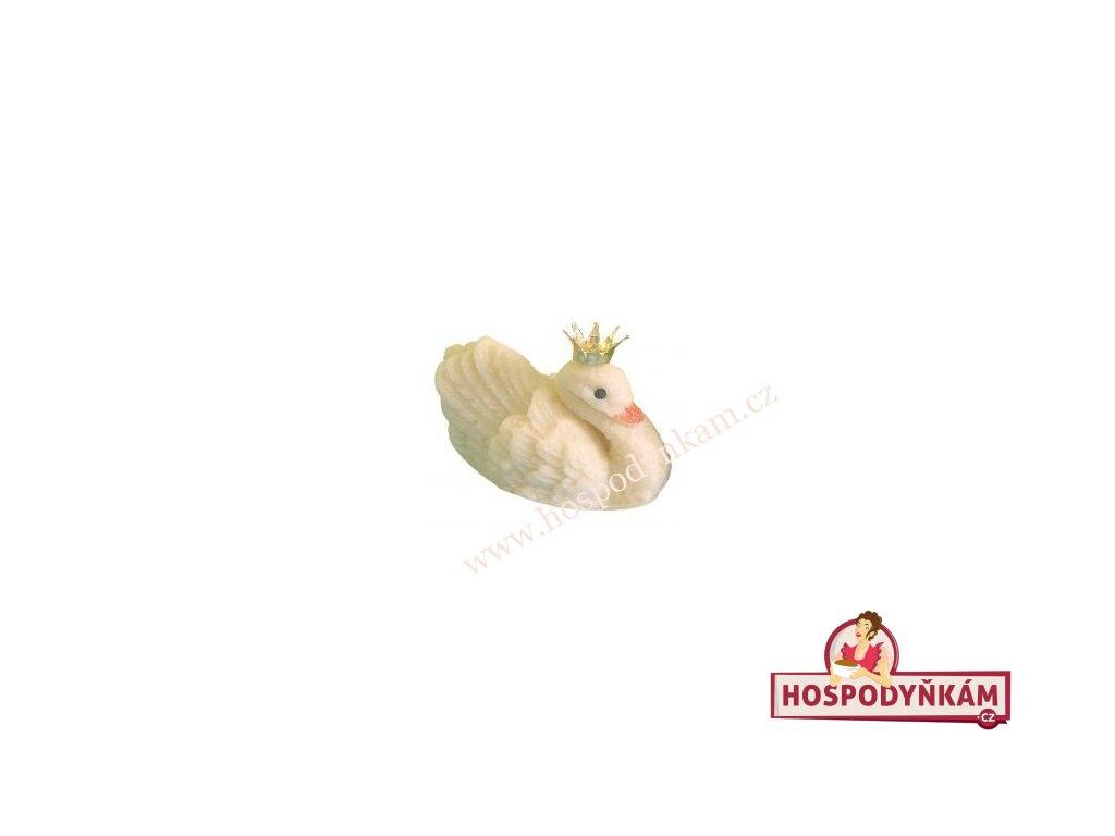 Marcipánová figurka Labuť