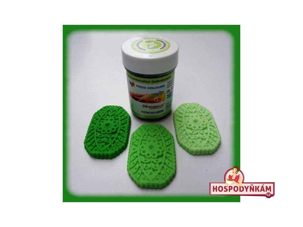 Gelová barva Food Colours, Pistachio Green