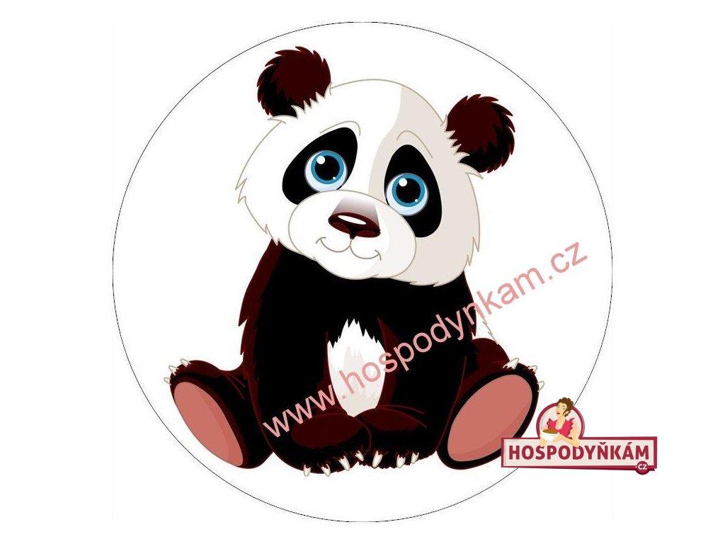 Jedlý papír panda