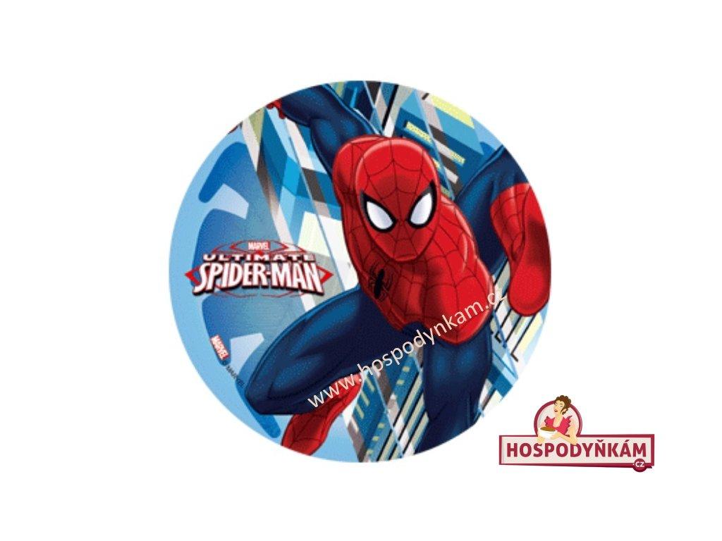 Jedlý papír Spiderman 3