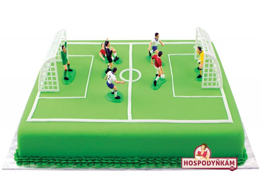 Figurka na dort - fotbal
