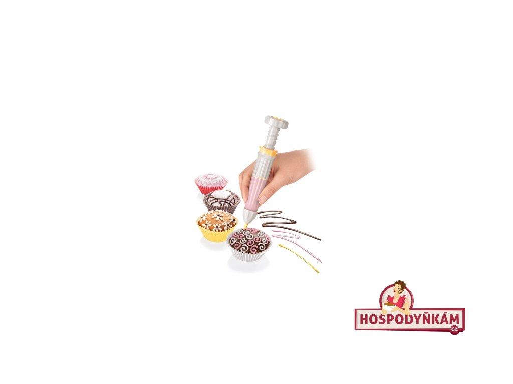 Cukrářská zdobící tužka Tescoma