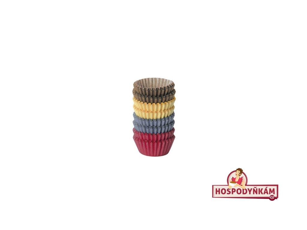 Cukrářské košíčky barevné, Delícia Tescoma