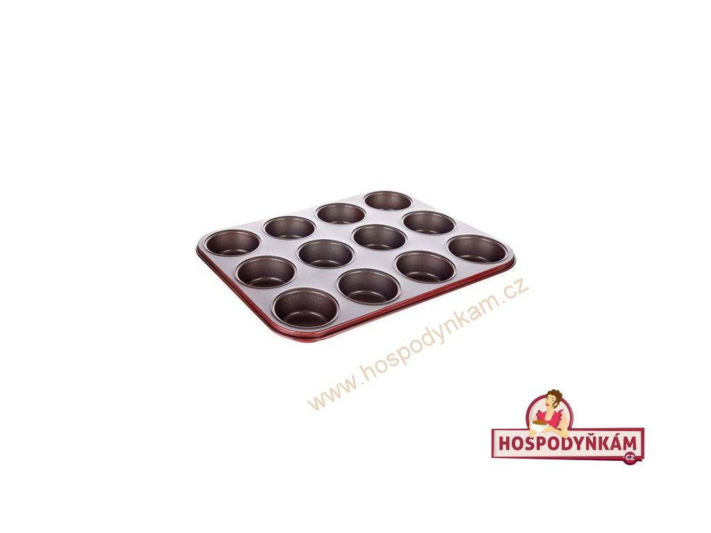 Pečící plech na muffiny 12ks