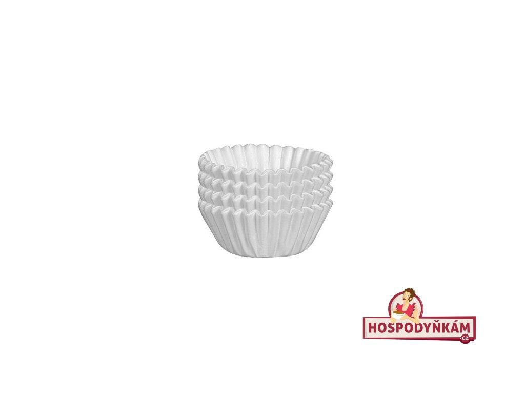 Cukrářské košíčky Tescoma bílé 6cm