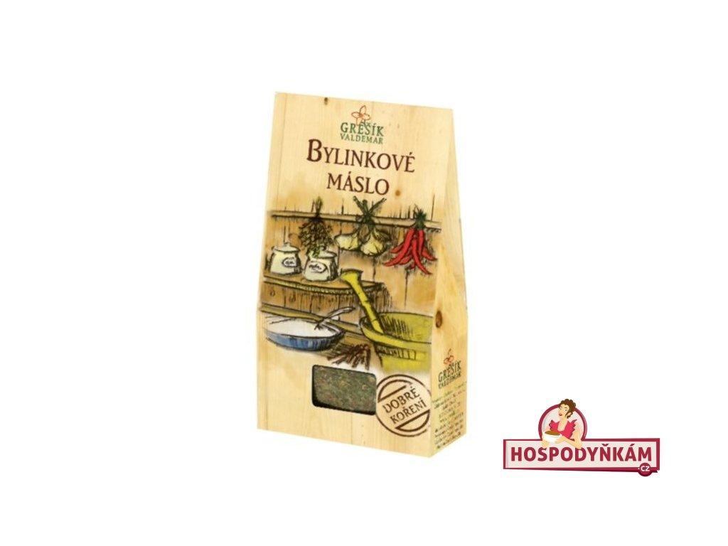 Koření Bylinkové máslo 30g