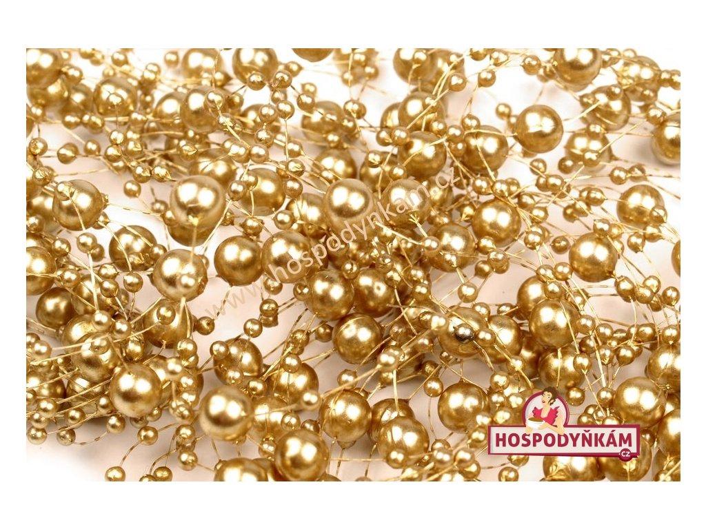 Perličky zlaté