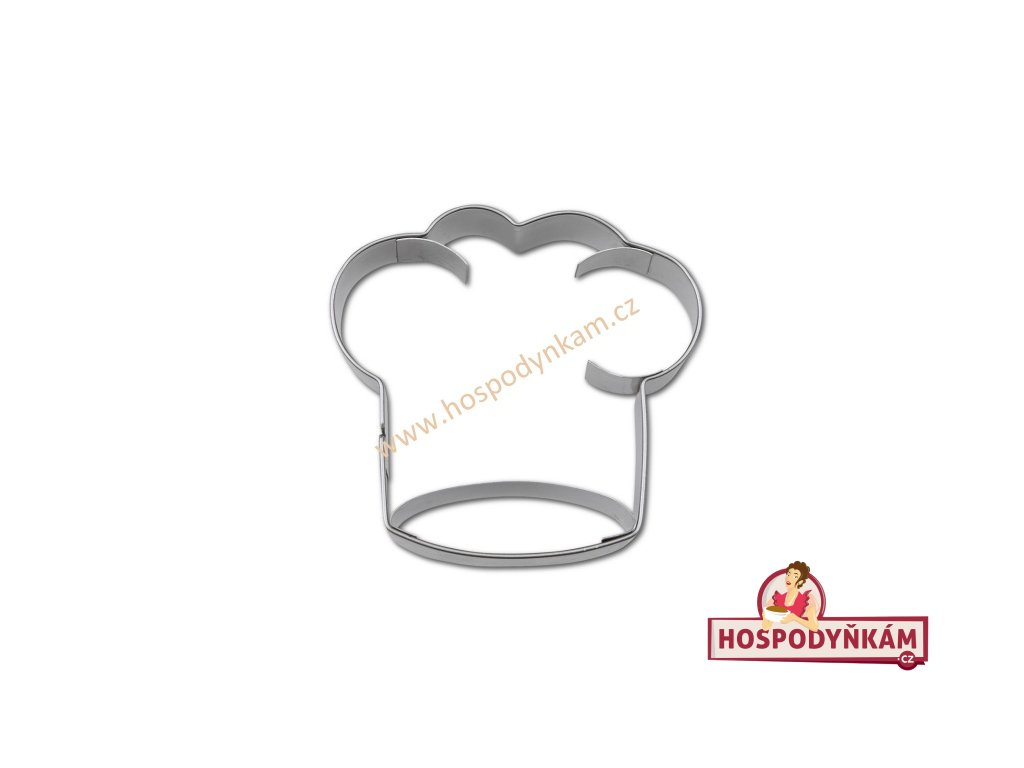Vykrajovátko kuchařská čepice
