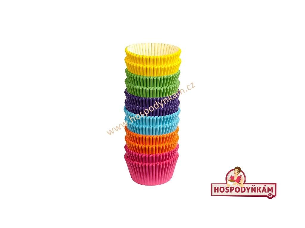 Wilton Cukrářské košíčky Rainbow 300ks