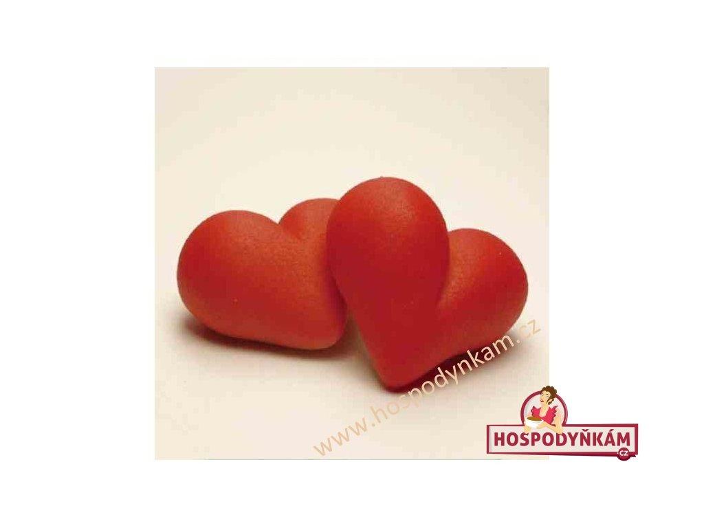Marcipánová figurka Srdce