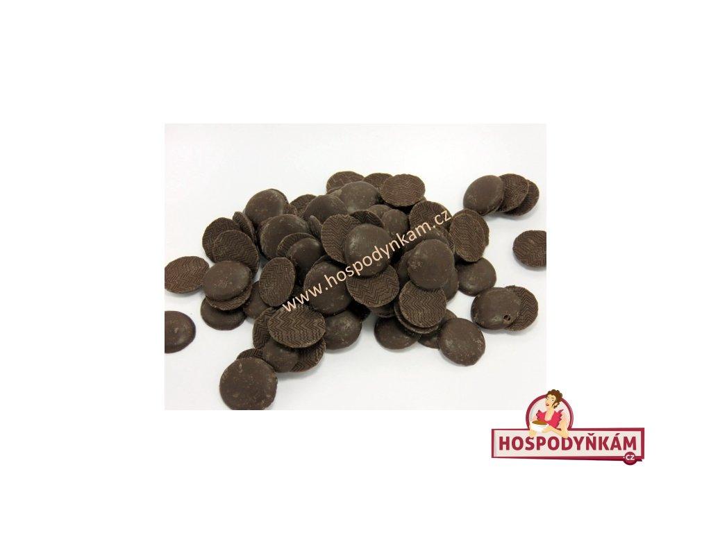 Čokoládová poleva tmavá máčecí 500g