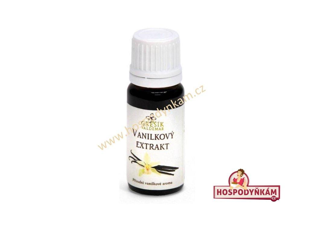 Vanilkový extrakt 10 ml