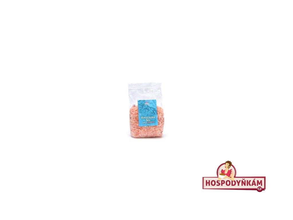 Koření Sůl Himalájská jedlá červená 600g