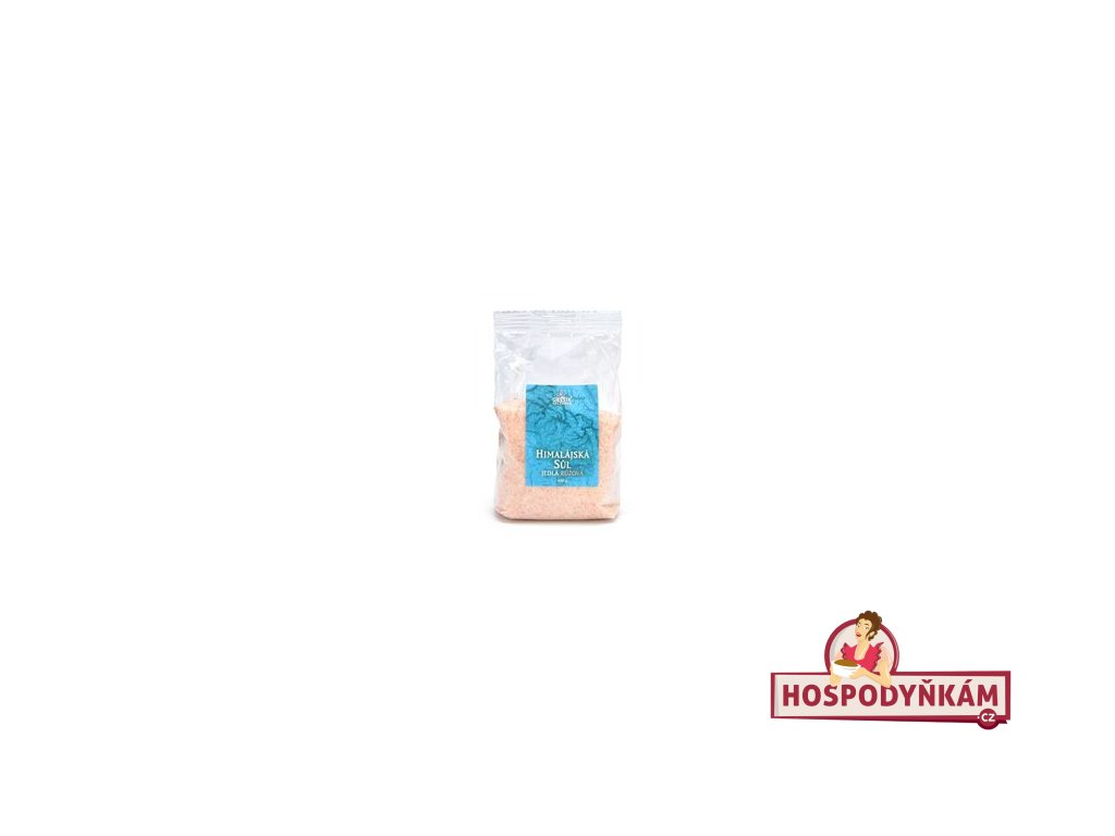 Koření Sůl Himalájská jedlá růžová 600g