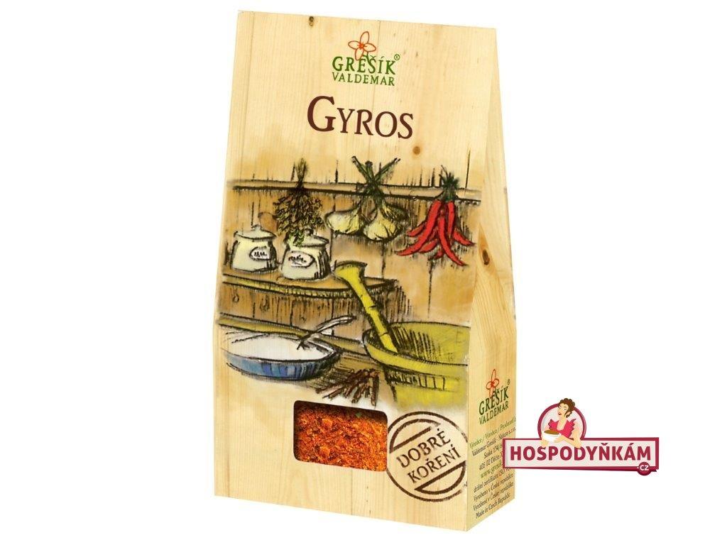 Koření Gyros 30g