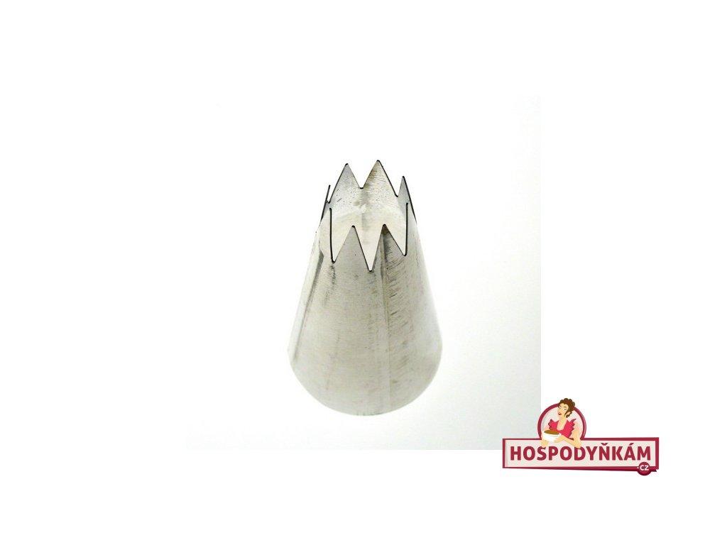 Špička velká pr. 10mm-8 zubů