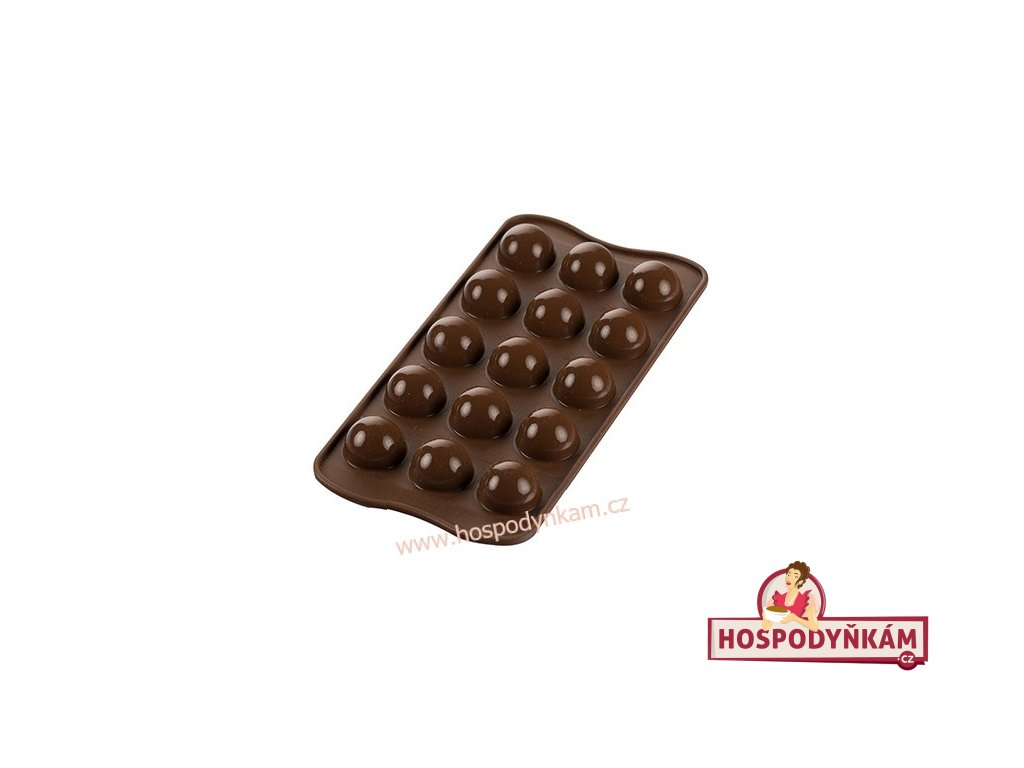 Silikonová forma na čokoládu Tartufino 3D