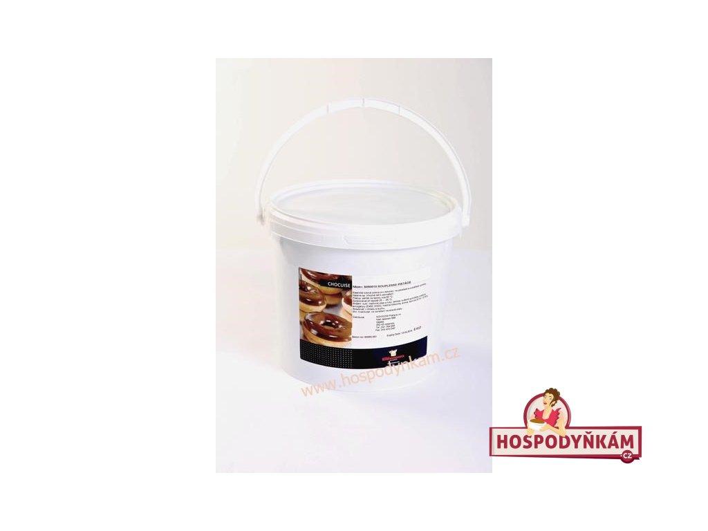 Tuková poleva Souplesse Pistácie 3kg