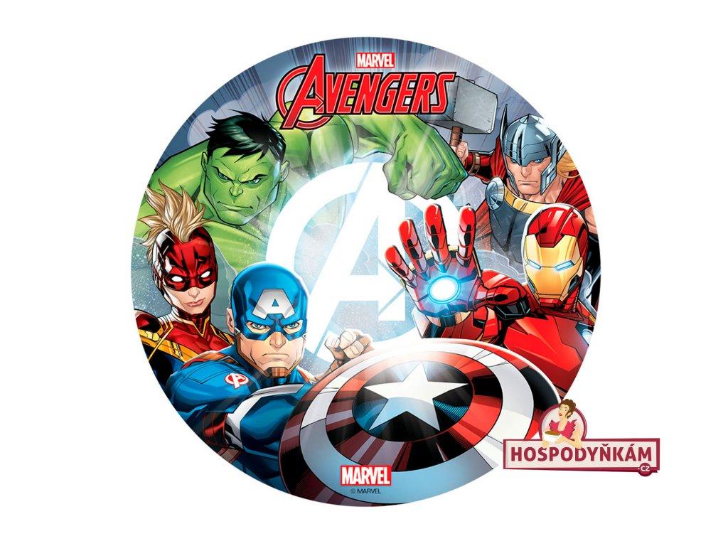 Jedlý papír deKora, Avengers