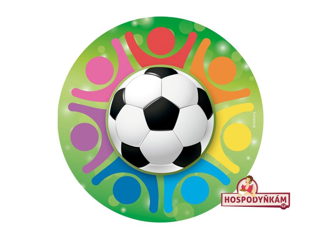 Jedlý papír deKora, Fotbalový míč