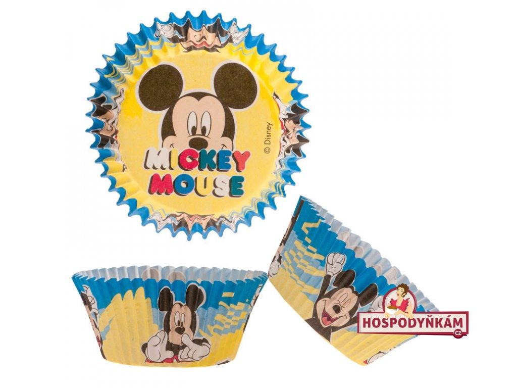 Cukrářské košíčky na pečení Mickey Mouse