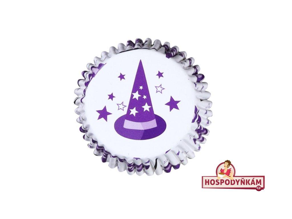 PME Nepromastitelné košíčky Čarodějnický klobouk