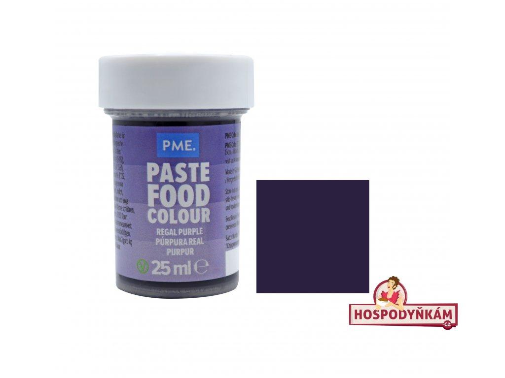 Gelová barva PME Regal Purple
