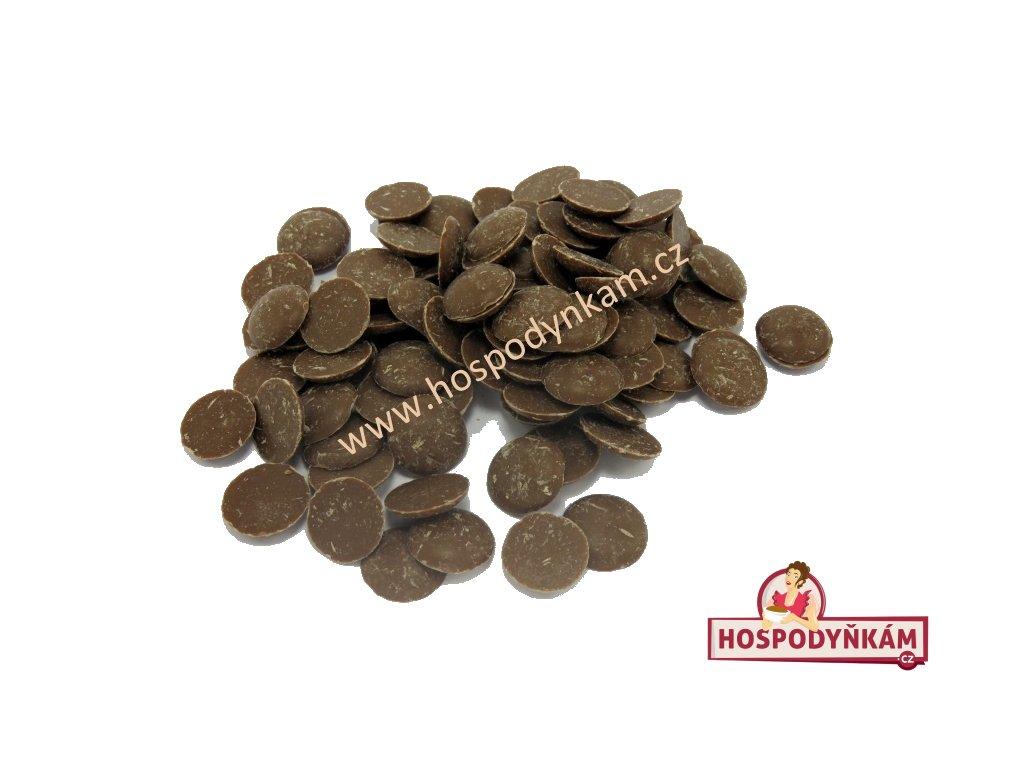 Ariba milk discs 10kg (mléčná čokoláda)