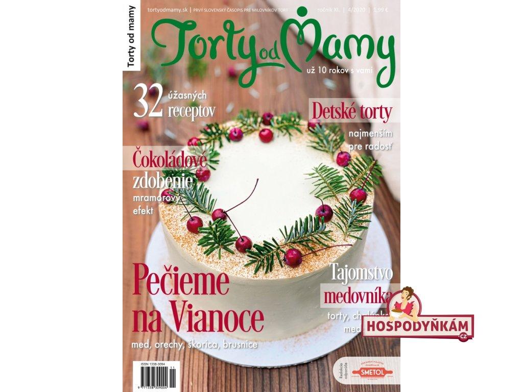 Časopis Torty od mamy 42020