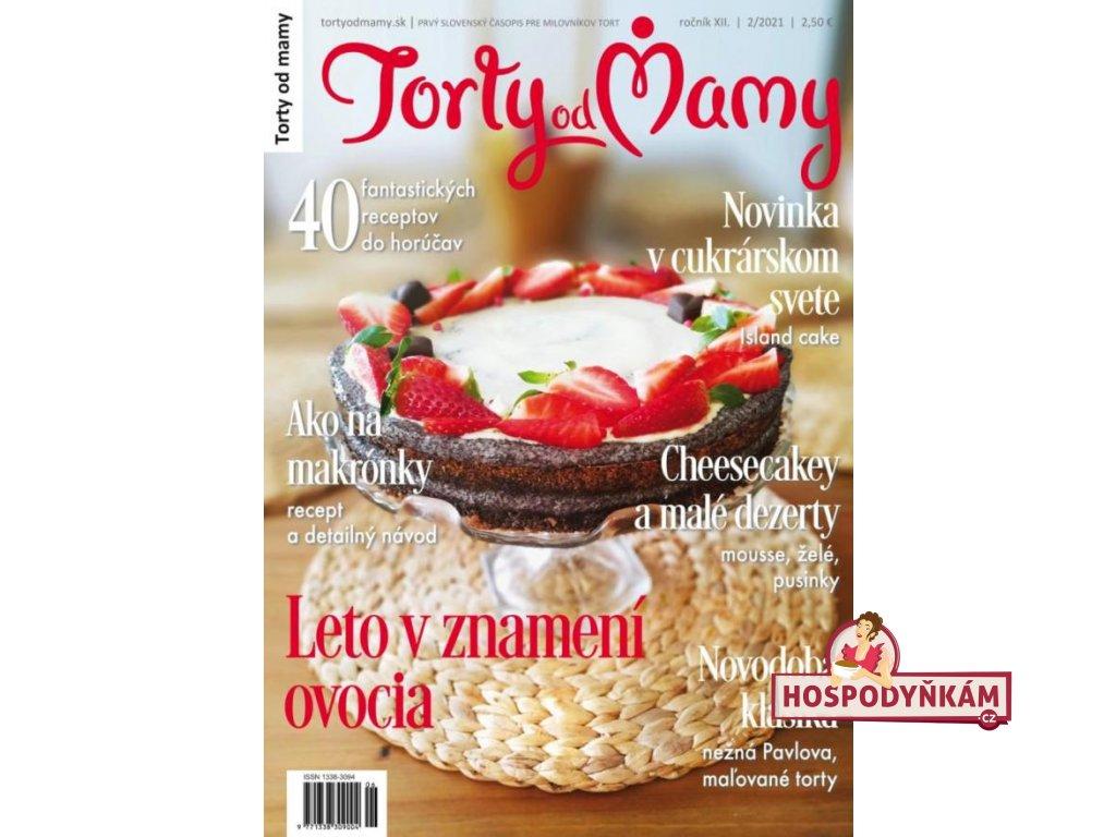 Časopis Torty do mamy 022021