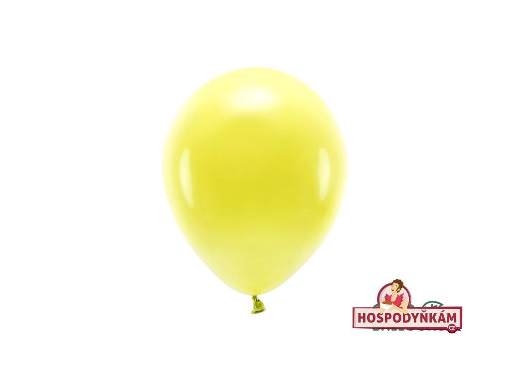 Balónky žluté