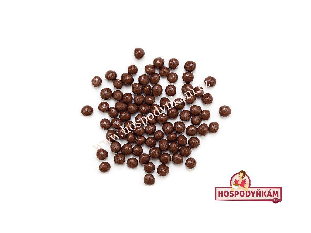 Čokoládové křupinky mléčné 50g