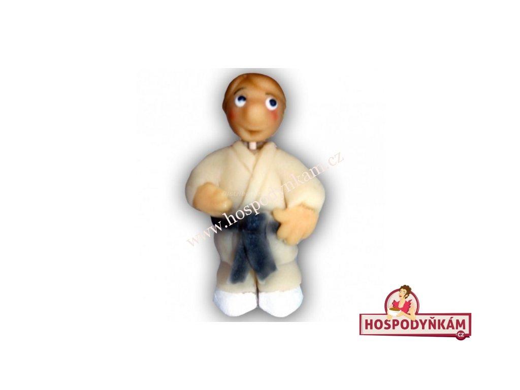 Marcipánová figurka Judista