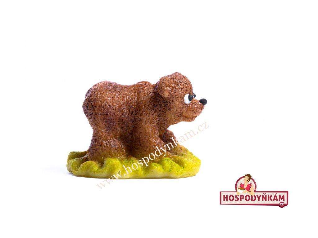 Marcipánová figurka Medvěd